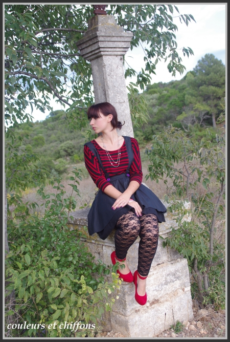 leggings,collants,dentelle