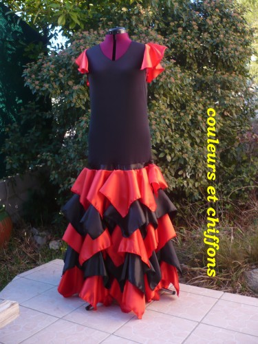 robe flamenco finie (4).JPG